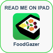 Delicious recipes delivered daily to your iPad